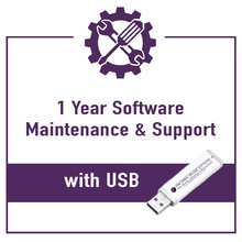 Ham Radio Deluxe Software Maintenance & Support Renewal with USB