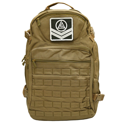 Gracie Venture Tactical Backpack-(Tan)
