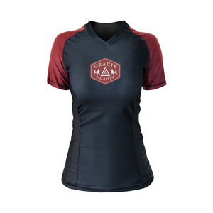 Lion Shortsleeve Rashguard (Women)