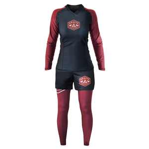 Lion No-Gi Longsleeve Set (Women)