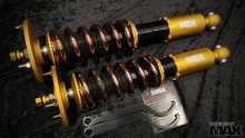 Competition Coilovers for MK3 JZA70 SUPRA 86-92 18kg F 12kg R
