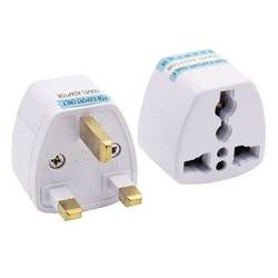 Power Adapter Plug- US to UK