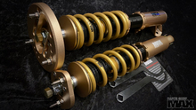 Pro true coilovers for E36 BMWs 10kg F 6kg R