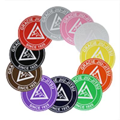 """4x4"""" Gracie Sticker-Clear"""