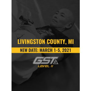 Level 2 Full Certification: Livingston County, MI (March 1-5, 2021)