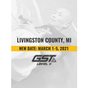 Level 2 Re-Certification: Livingston County, MI (October 4-8, 2021)