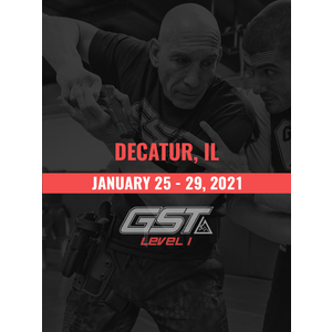 Level 1 Full Certification: Decatur, IL (January 25-29, 2021) TENTATIVE