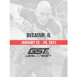 Re-Certification: Decatur, IL (January 25-29, 2021) TENTATIVE