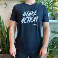 KWKC Take Action T-Shirt