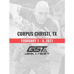 Re-Certification: Corpus Christi, TX (February 1-5, 2021)