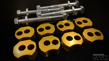 C5 Adjustable Camber Lockout Kit, Front