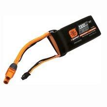 1300mAh 3S 11.1V Smart LiPo Battery 30C IC3