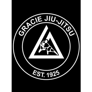 Gracie 1925 Sticker on Clear Background