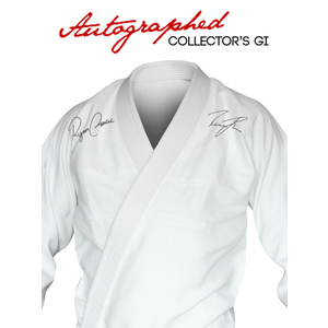 Authentic Collector's Gracie Gi Tops