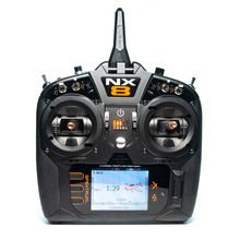NX8 8 Channel DSMX Transmitter Only
