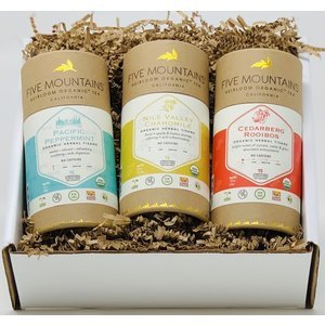 Organic Herbal Tisane Gift Set