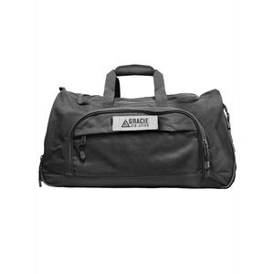Gracie Black Large Duffle Bag