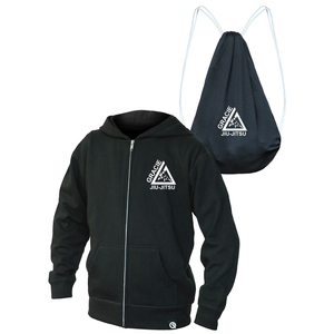 Gracie Triangle Hero Hoodie Lite (Kids)