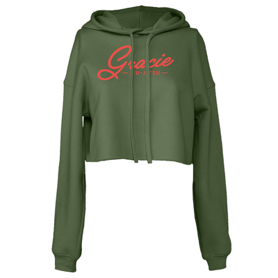 Boot Camp Crop Pullover (Women)