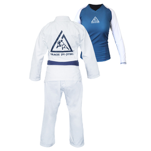 93 Lite Canvas Gi & Rashguard Set (Women)