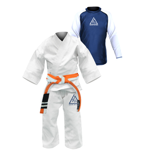 93 Canvas Gi & Rashguard Set (Kids)