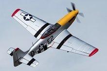"""P-51 Mustang 1100mm PNP V2 """"Detroit Miss"""""""