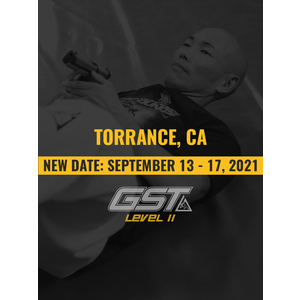 Level 2 Full Certification: Torrance, CA (September 13-17, 2021)