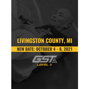 Level 2 Full Certification: Livingston County, MI (October 4-8, 2021)