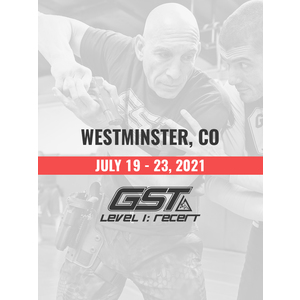 Re-Certification: Westminster, CO (July 19-23, 2021)