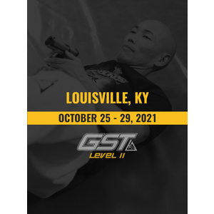 Level 2 Full Certification: Louisville, KY (October 25-29, 2021)