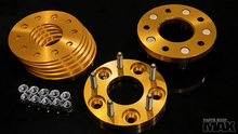 30mm Adjustable Wheel Spacers with ARP studs for Corvette