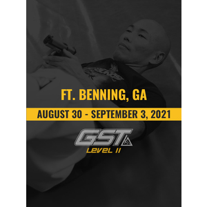 Level 2 Full Certification: Ft. Benning, GA (August 30 - September 3, 2021)
