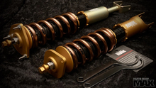 Competition Coilovers for Nissan Z33 350Z and Infiniti V35 G35 18kg F 10kg R