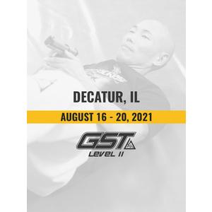 Level 2 Recertification: Decatur, IL (August 16-20, 2021)