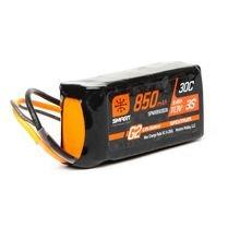 850mAh 3S 11.1V Smart G2 30C; IC2