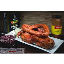Smoked Pork Sausage & Pork Tasso Combo