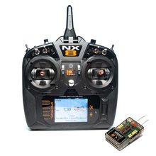 NX8 8 Channel System w/ AR8020T Telemetry Receiver