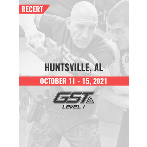 Recertification: Huntsville, AL (October 11-15, 2021) TENTATIVE
