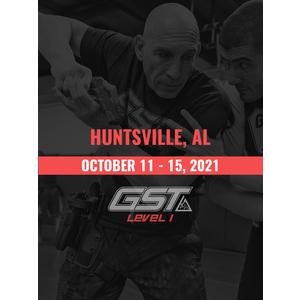 Level 1 Full Certification: Huntsville, AL (October 11-15, 2021) TENTATIVE