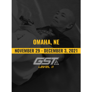 Level 2 Full Certification: Omaha, NE (November 29 - December 3, 2021)