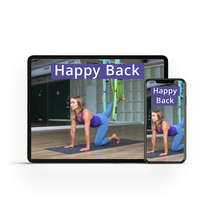 Trapeze for a Happy Back