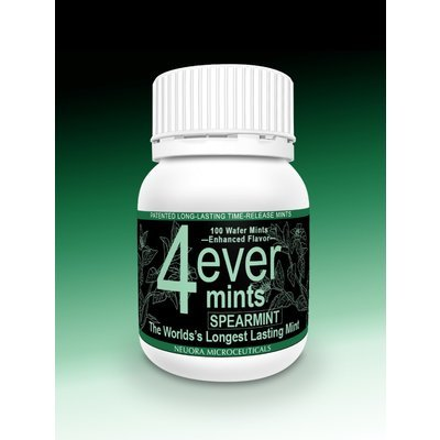 4everMints Spearmint Wafer EF 100 ct