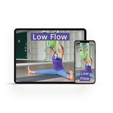 Yoga Trapeze - Low Flow Sequence