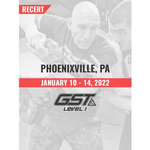 Recertification: Phoenixville, PA (January 10-14, 2022) TENTATIVE