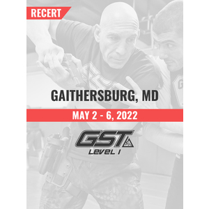 Recertification: Gaithersburg, MD (May 2-6, 2022)