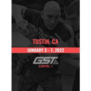 Level 1 Full Certification: Tustin, CA (January 3-7, 2022) TENTATIVE