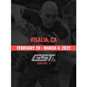 Level 1 Full Certification: Visalia, CA (February 28 - March 4, 2022) TENTATIVE
