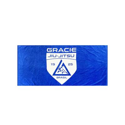 Royal Shield Gracie Beach Towel