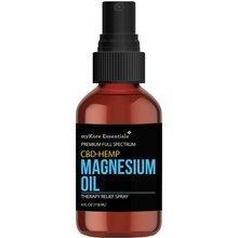 CBD/HEMP Pure Magnesium Oil (4 fl oz)