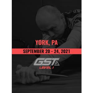 Level 1 Full Certification: York, PA (September 20-24, 2021)